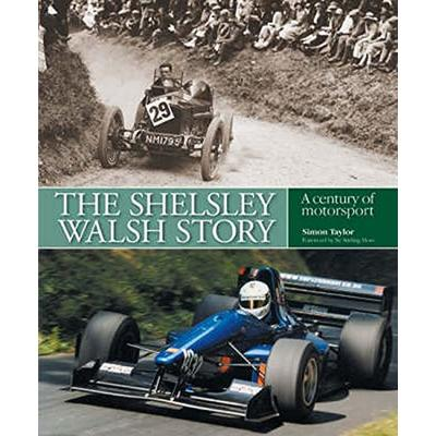 Special Edition Audi version of The Shelsley Walsh Story