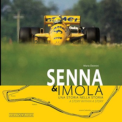 Senna & Imola by Donnini, Mario, NEW Book, FREE & FAST Delivery, (Hardcover)