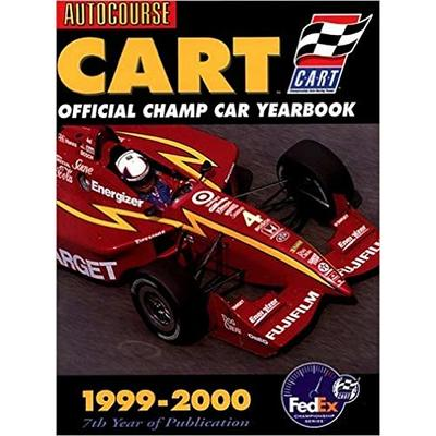 Autocourse CART Official Yearbook 1999-2000