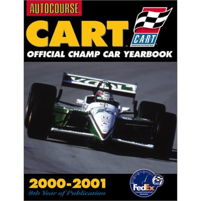 Autocourse CART Official Yearbook 2000-01