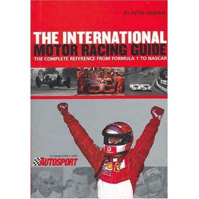 International Motor Racing Guide: From Formula 1… | Book | condition very good