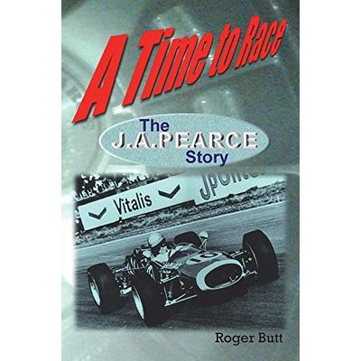 A Time to Race: The J.A.Pearce Story