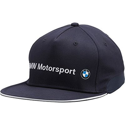 BMW Motorsport Navy Logo Hat