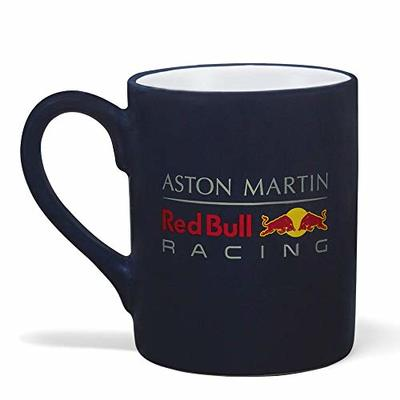 Red Bull Racing Redline Mug, Blue Unisex One Size Cup, Red Bull Racing Aston Martin Formula 1 Team Original Clothing & Merchandise