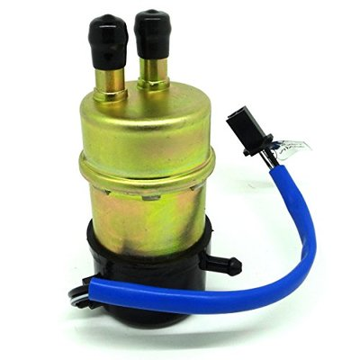 AMSAMOTION For New Fuel Pump For Kawasaki ZX6R F1-F3 1995-1997 Kawasaki ZX6R F1-F3 1995-1997 FORD E-350 CLUB WAGON VAN 2004-2005 V8 6.0L