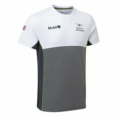 Bentley Motorsport Team T-Shirt White/Grey 2020 ADULT XL