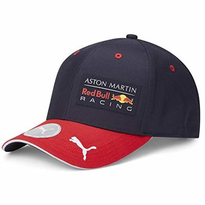 Red Bull Racing Official Teamline Cap, Kids One Size – Official Merchandise