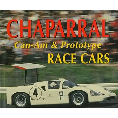 Chaparral Can-Am and Prototype Race Cars