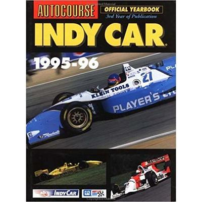 Autocourse Indy Car Yearbook 1995-96 (Autocourse official yearbook)