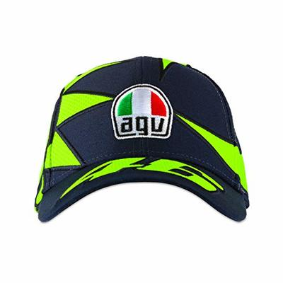 Valentino Rossi VR46 Classic, Men's Cap, Blue, Unique