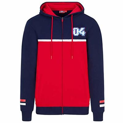 Andrea Dovizioso 2020 04 Mens Hoodies Jackets Official MotoGP Merchandise