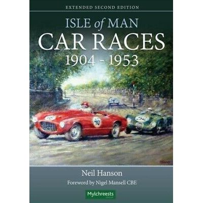 ISLE OF MAN CAR RACES 1904 – 1953