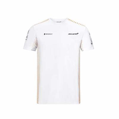 McLaren Formula 1 Merchandise 2020 Collection – Team Tee – Mens – White – Size M