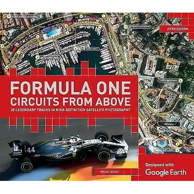 Formula One Circuits From Above – 9781787394216