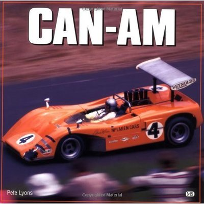 Can-Am First – Firs edition by Lyons, Peter, Lyons, Pete (2002) Hardcover
