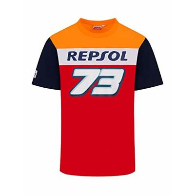 Alex Marquez Official 73 Racing Big 73 MotoGP T-Shirt Red