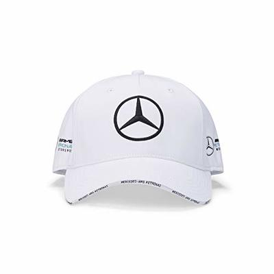 Mercedes-AMG Petronas Unisex_Adult Team BB Cap Baseball, White, One Size
