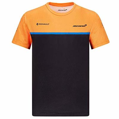 2020 Mclaren F1 Team Kids T Shirt Polo Children's Clothing Sainz Norris
