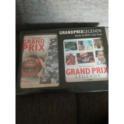 Grand Prix Legends Gift Pack (Gift Packs … by Raby. SEALED. NEW.