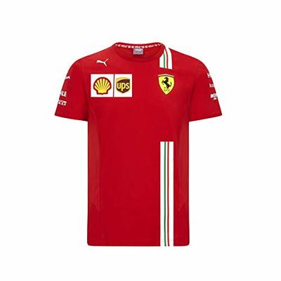 Fuel For Fans Official Formula One – Scuderia Ferrari 2020 PUMA – Team T-shirt – Size: M