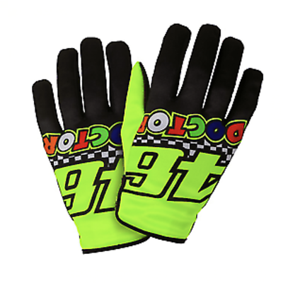 VR46 VALENTINO ROSSI GLOVES THE DOCTOR MOTOGP MOTOCROSS BMX DOWNHILL MOUNTAIN