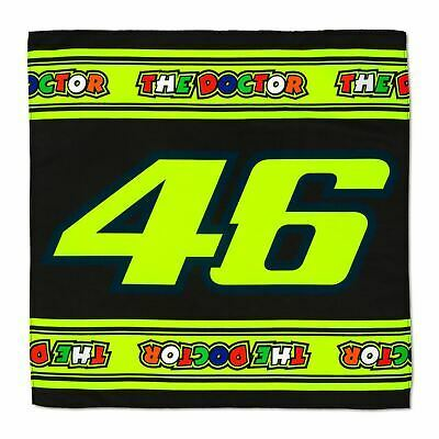 Valentino Rossi Bandana VR46 MotoGP The Doctor Official 2021