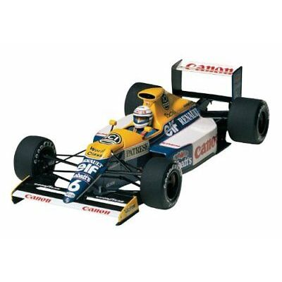 Tamiya 1/20 Grand Prix Collection Series No.25 Williams FW13B Renault Model Car