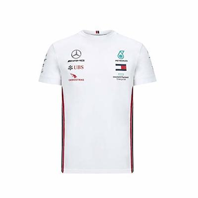 Fuel For Fans Official Formula One – Mercedes-AMG Petronas Motorsport 2020 – Team T-shirt White – Size: XS