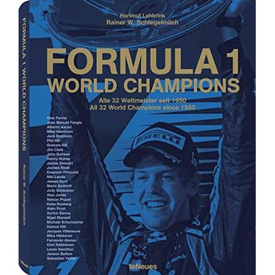 Formula One Champions: World Champions (AUTOMOT DESIGN)