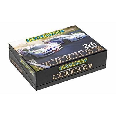 Scalextric C4012A McLaren F1 GTR Fina Le Mans Limited Edition (1996), Twin Pack