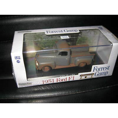 1/43 GREENLIGHT FORREST GUMP MOVIE 1951 FORD F1 PICK UP TRUCK  #86514