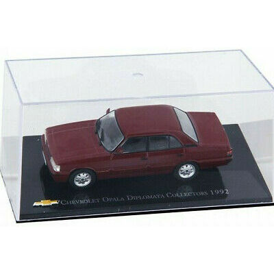 CHEVROLET OPALA 1:43 Scale NEW Car Model Miniature Diecast Toy Red