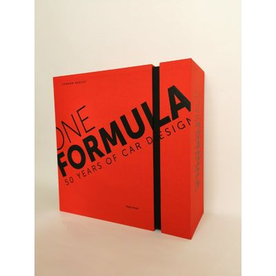 Gordon Murray-One Formula – 50 Years Of Car Design (Limited Edition). Unopened