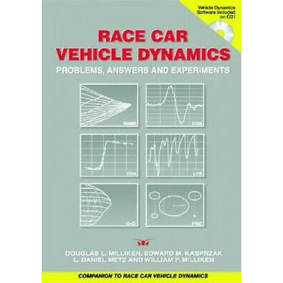 Race Car Vehicle Dynamics: Problems, Answers and Experiments (Premiere Series