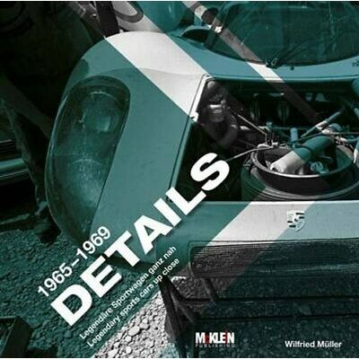 Details – Legendary Sports Cars Up Close 1965 – 1969 9783927458765 | Brand New
