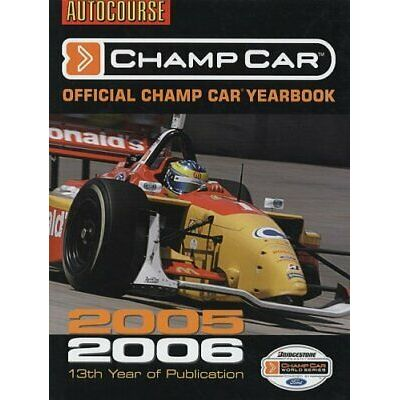 Autocourse Official Champ Car Yearbook